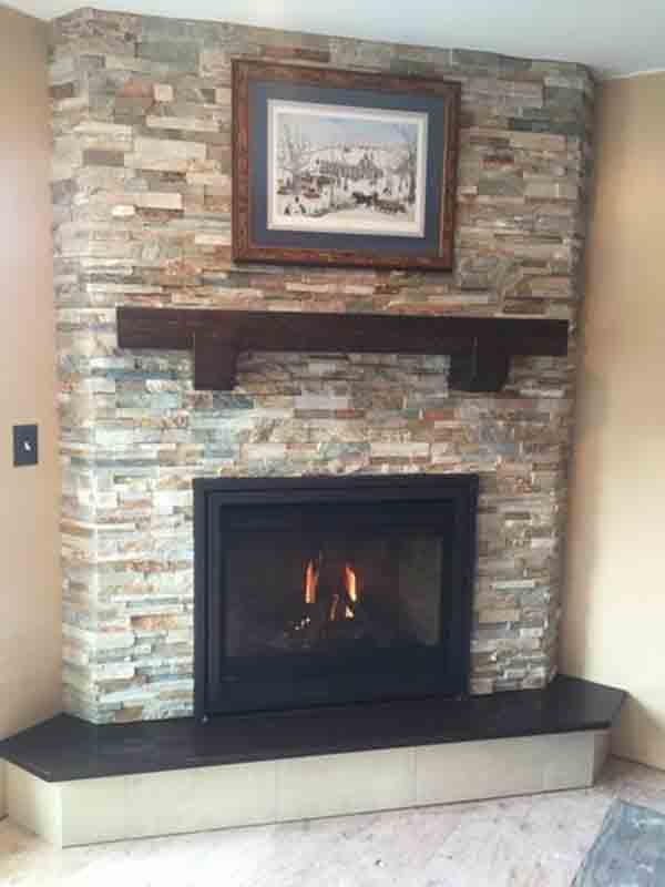 granite and marble fireplaces